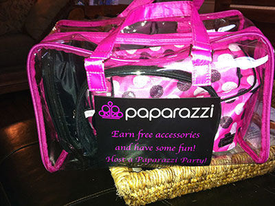 paparazzi jewelry display tote style guru fashion